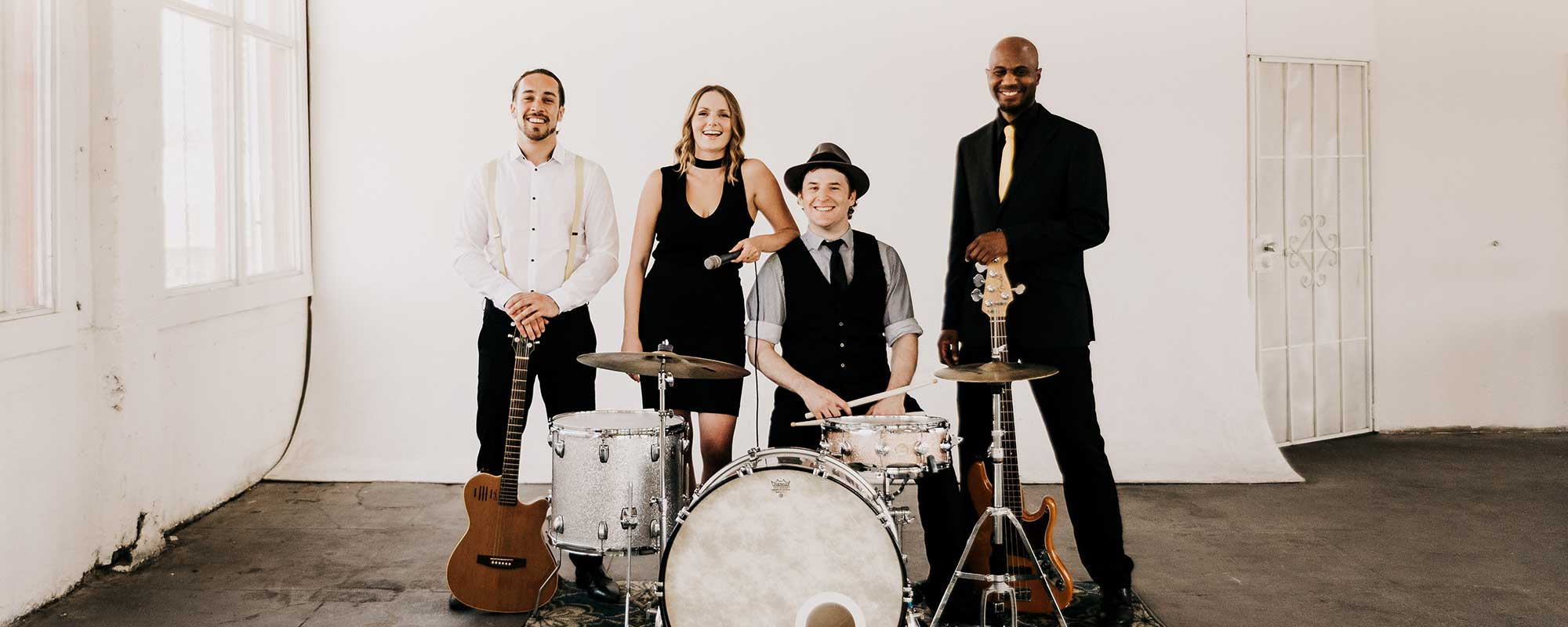 High Energy Live Music For Weddings Amp Corporate Events